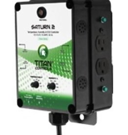 TITAN CONTROLS Titan Controls Saturn 2 - Temperature / Humidity and CO2 Controller