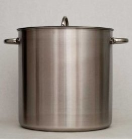 LD CARLSON 30 QT STAINLESS STEEL BOILING POT