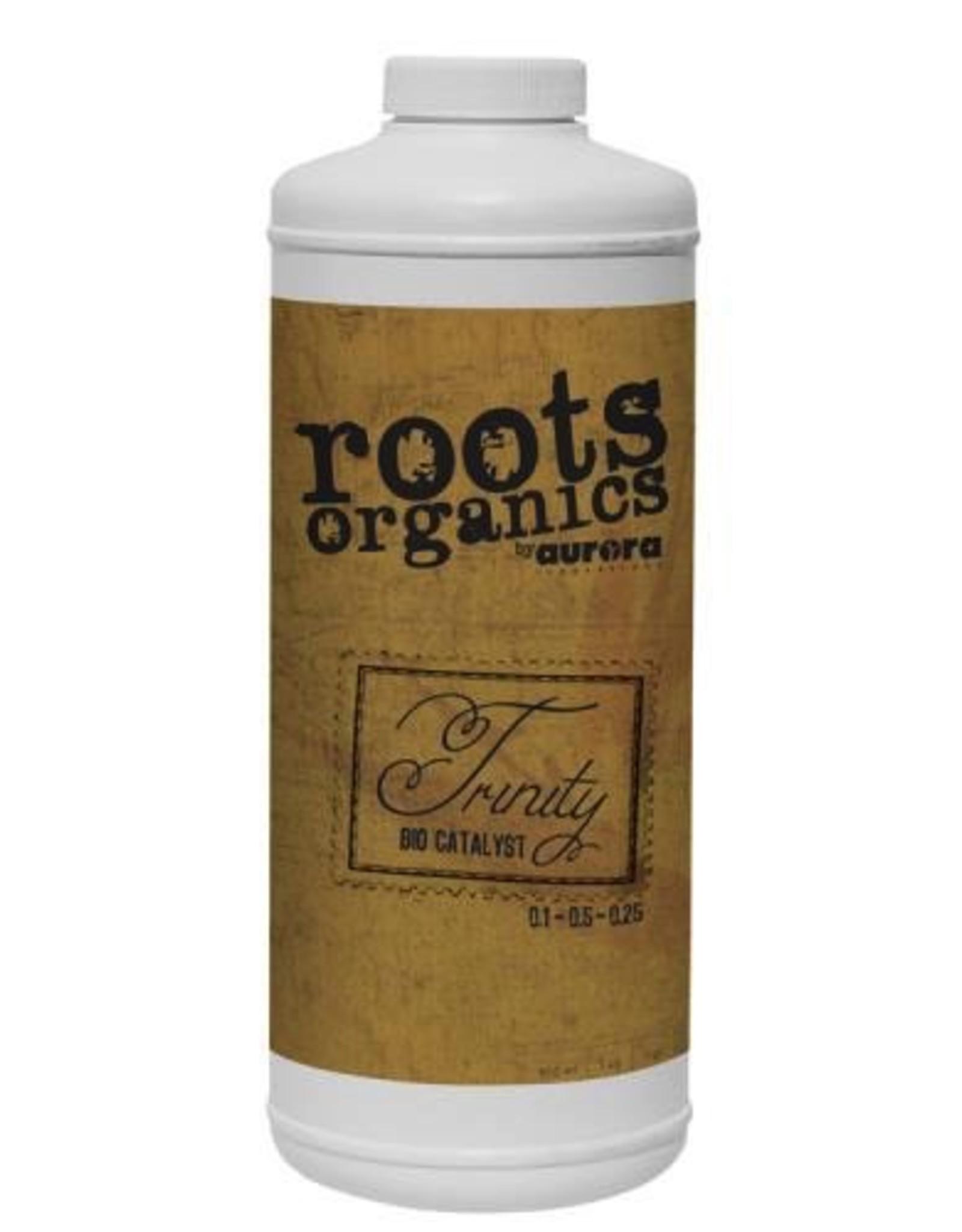AURORA INNOVATIONS Roots Organics Trinity Carbo Catalyst, 1 qt