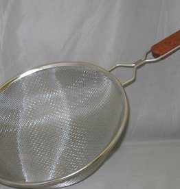 LD CARLSON S.S. DOUBLE MESH STRAINER, 10""