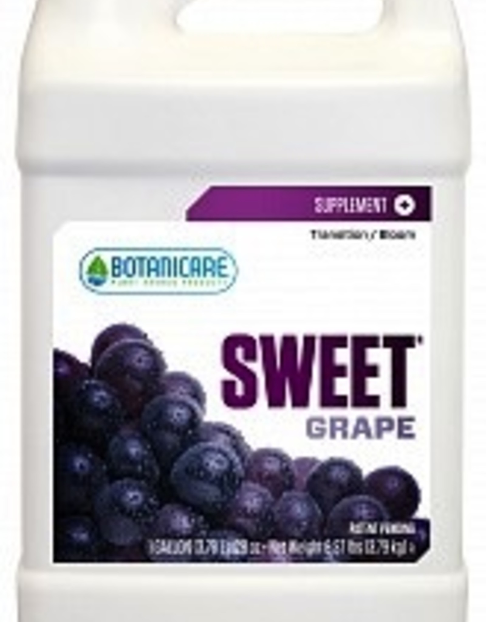 BOTANICARE Sweet Grape, 1 gal