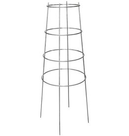 GROWERS EDGE Grower's Edge High Stakes Inverted Tomato Cage - 4 Ring - 44 in