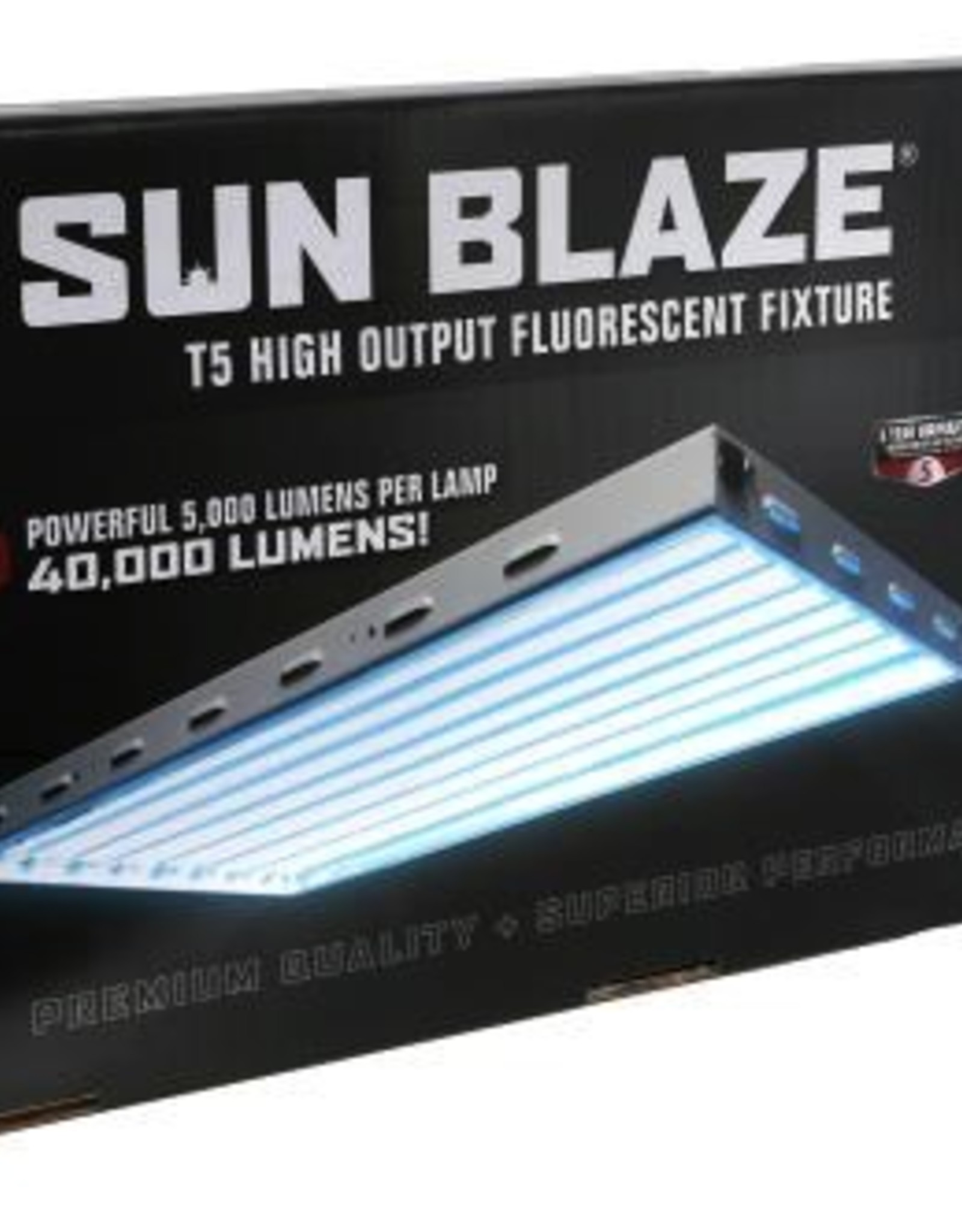 SUNBLAZE SUN BLAZE T5 HO 48 4 FT 8 LAMP