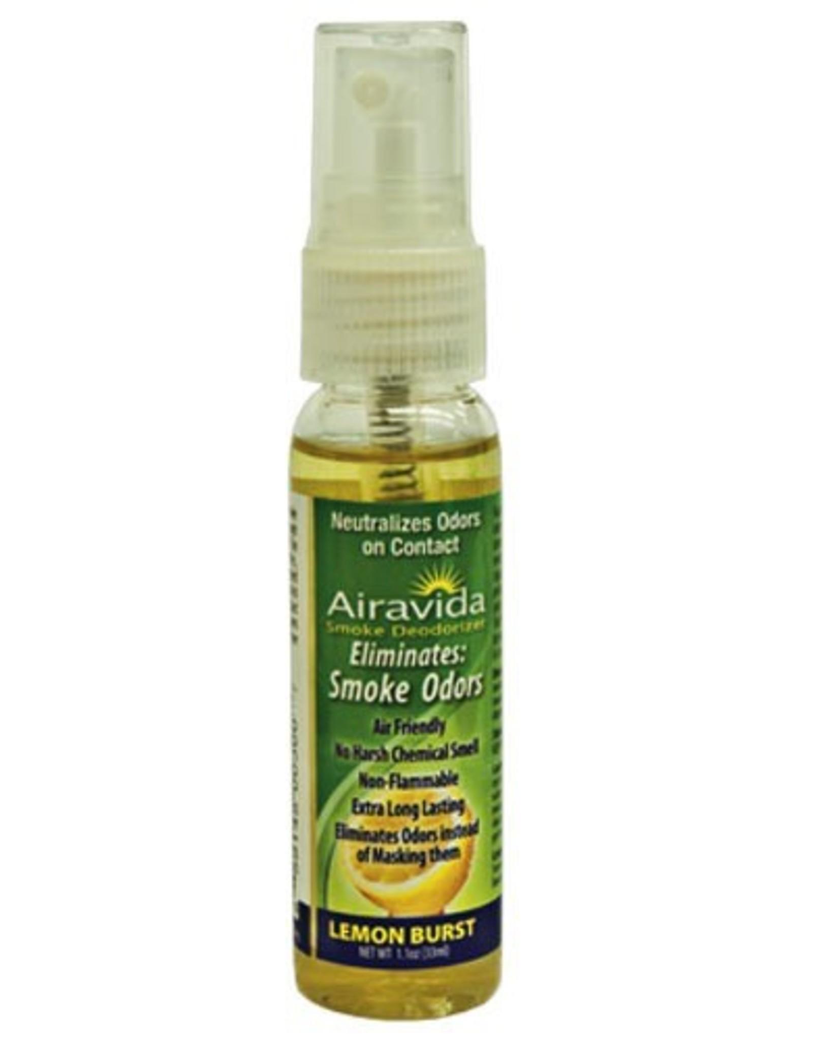 DL WHOLESALE Airavida Smoke Deodorizer - 1.1 oz