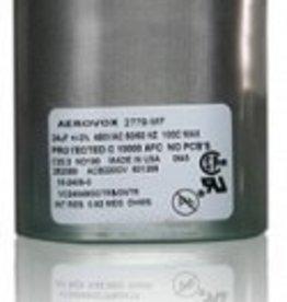 HYDROFARM Capacitor, Metal Halide, 1000W/Wet 24 MFD/480 VAC MIN