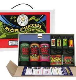 TECHNAFLORA Recipe For Success Starter Kits