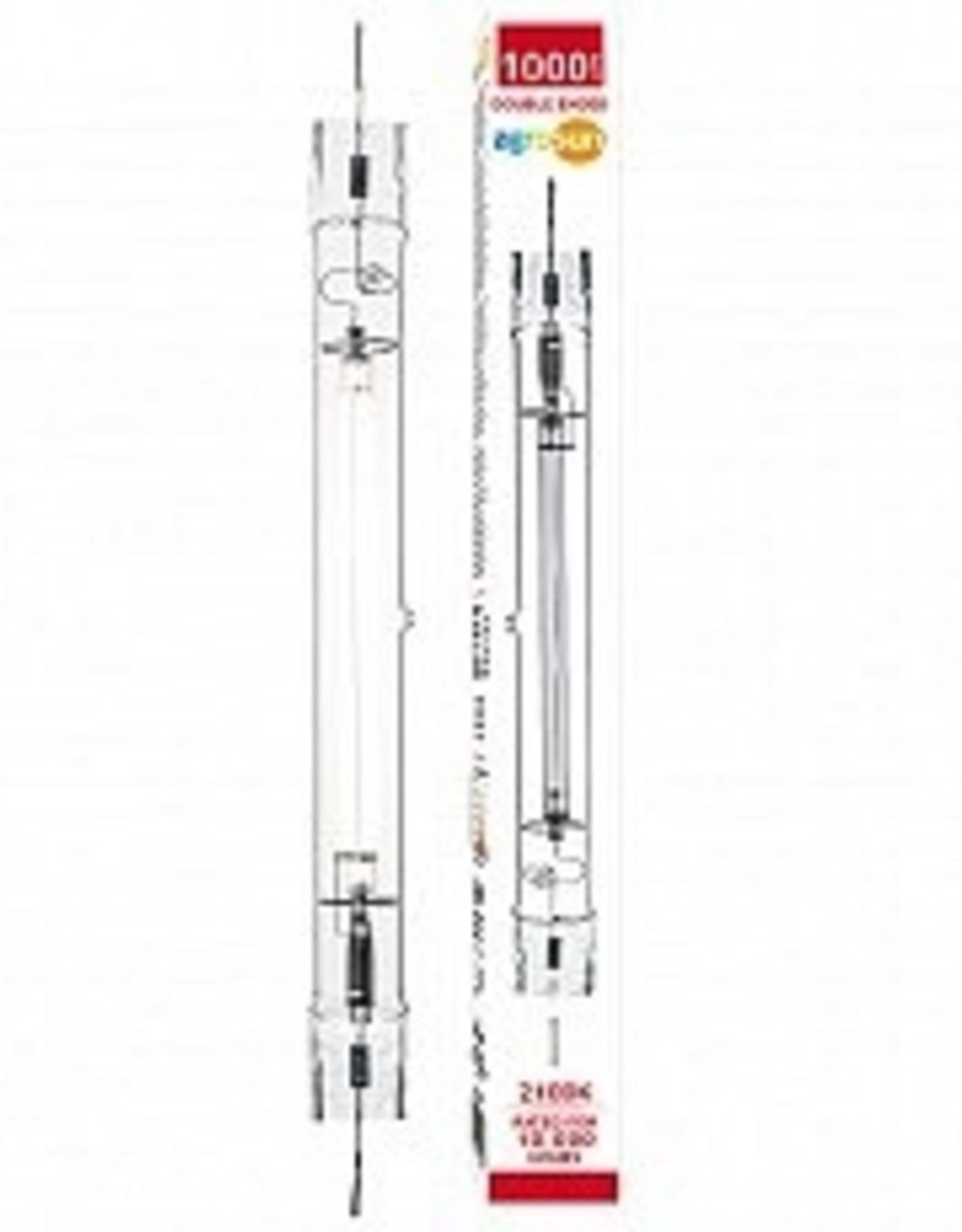 Agrosun Agrosun 1000W HPS 400V Double-Ended Bulb