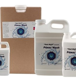 THAT STUFF FREQ WATER POWER WASH <br />1 GALLONS