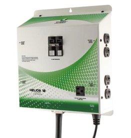 TITAN CONTROLS Titan Controls Helios 10 - Pre-Wired 8 Light 240 Volt Controller w/ Trigger Cord & Timer