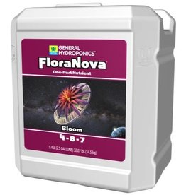 GENERAL HYDROPONICS GH FloraNova Bloom 2.5 Gallon