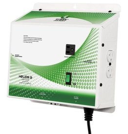 TITAN CONTROLS Titan Controls Helios 2 - 4 Light 120 Volt Controller w/ Relay Trigger Cord