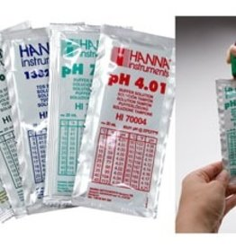 HANNA HANNA 7.01 PH SOLUTION PACKETS7.01 PH SOLUTION PACKETS