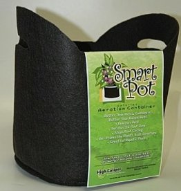 SMARTPOTS These soft growing containers allow more air to reach the growing medium and roots, improving drainage and keeping the root system from overheating on hot days. Plant roots also benefit from their natural tendency to grow into soft surfaces like the Smart