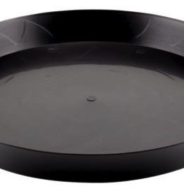 GRO PRO Durable, hard plastic.<br />Washable and reusable.<br />Sizes to accommodate most pots.<br />Made in the USA.