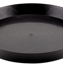 GRO PRO Gro Pro Black Saucer 16in