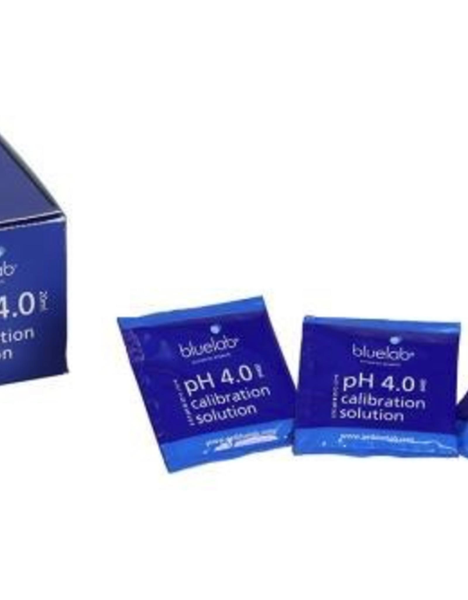 BLUE LAB Bluelab pH 4.0 Calibration Solution 20 ml Sachet