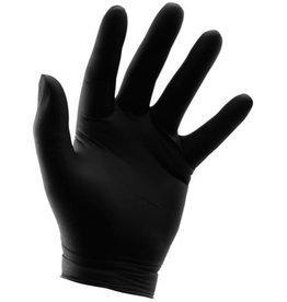 GROWERS EDGE Grower's Edge Black Nitrile Gloves 6 mil - Large (100/Box)