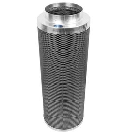 """PHRESH Use our convenient Size Calculator to determine which Phresh Filter is right for you!<br />The Phresh® Size Selector<br /><br />Aluminum tops and bases for reduced weight. Half the weight of other filters.<br />46mm (1.8"""") RC-48 activated, certified virgin carbon bed.<br />Machin"""