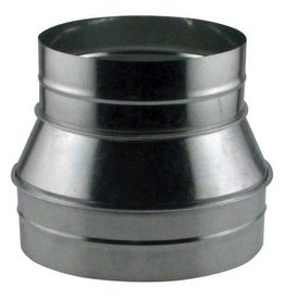 IDEAL-AIR Ideal-Air Duct Reducer 10 in - 8 in