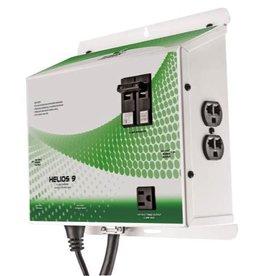 TITAN CONTROLS Titan Controls Helios 9 - Pre-Wired 4 Light 240 Volt Controller w/ Trigger Cord & Timer