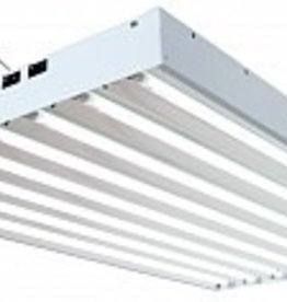 HYDROFARM EnviroGro T5 4FT 8 Tube Fixture w/bulbs