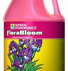 GENERAL HYDROPONICS Stimulates flower and fruit development. Enhances flavor, aroma and essential oils. Provides high Phosphorous, Potassium, Magnesium and Sulfur.