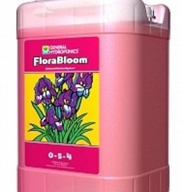 GENERAL HYDROPONICS GH Flora Bloom 6 Gallon