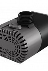 ActiveAqua 160 GPH Pump   <br />Powerful mag drive construction<br />Removable foam filters and impellers included<br />Indoor / outdoor use<br />Oil free / environmentally safe<br />One year warranty<br />PU160 Details:<br /><br />160 Gallons per hour<br />Intended for use with 15 gallon reservoir