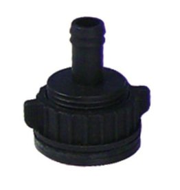 HYDRO FLOW Hydro Flow (EcoPlus) Ebb & Flow Tub Outlet Fitting 1/2 in (13mm)