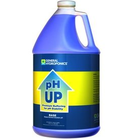 GENERAL HYDROPONICS PH UP 1 GALLON