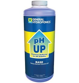GENERAL HYDROPONICS To maximize plant growth, the pH content of your nutrients should be slightly acidic. Experienced growers consider the ideal pH for most crops to fall between 5.5 and 6.5. Users of General Hydroponics nutrient products generally do not experience problems