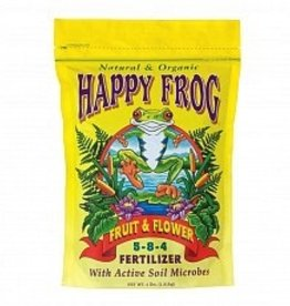 FOX FARM HAPPY FROG FRUIT & FLOWER  5-8-4 (4LBS)