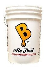 "BREWERS BEST ""ALE PAIL"" 6.5 GALLON FERMENTING BUCKET"