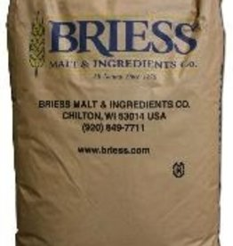 BRIESS Gives a malty flavor not obtained with raw wheat. Provides a deep golden to brown color. Typical Color L: 2.5 Flavor contributions: sweet, malty, wheat, floury<br /> /Users/trinitywimmer/Downloads/1939 WheatMaltWhite.pdf