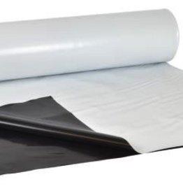 SUNFILM Panda Black & White Poly Film 10ft x 100ft Roll