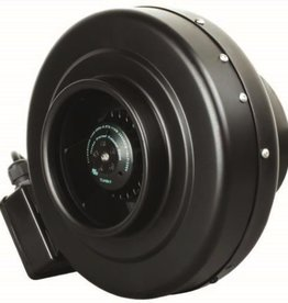 HURRICANE Hurricane™ Inline Fans are commercial grade, high performance fans. The housings are made of steel with a durable powder coated finish. Made with quality UL components for quiet operation. Include mounting brackets with easy to follow instructions. Easily