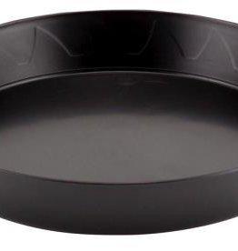 GRO PRO Gro Pro Black Saucer 8in