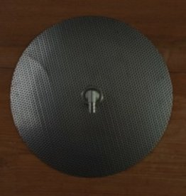 CROSBY & BAKER Domed False Bottom 10""