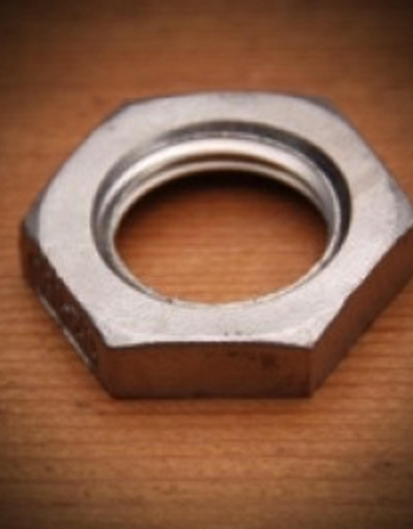 CROSBY & BAKER Stainless Steel Locknut 0.5″