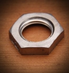 CROSBY & BAKER Stainless Steel Locknut 0.5″