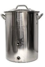 BREWERS BEST 8 GALLON BREWER'S BEST BASIC BREWING KETTLE W/ TWO PORTS
