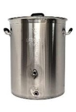 BREWERS BEST 8 GALLON BREWER'S BEAST BREWING KETTLE W/ TWO PORTS