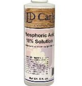LD CARLSON PHOSPHORIC ACID 10% SOLUTION 8 OZ BOTTLE