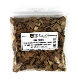 LD CARLSON AMERICAN OAK CHIPS 4 OZ.