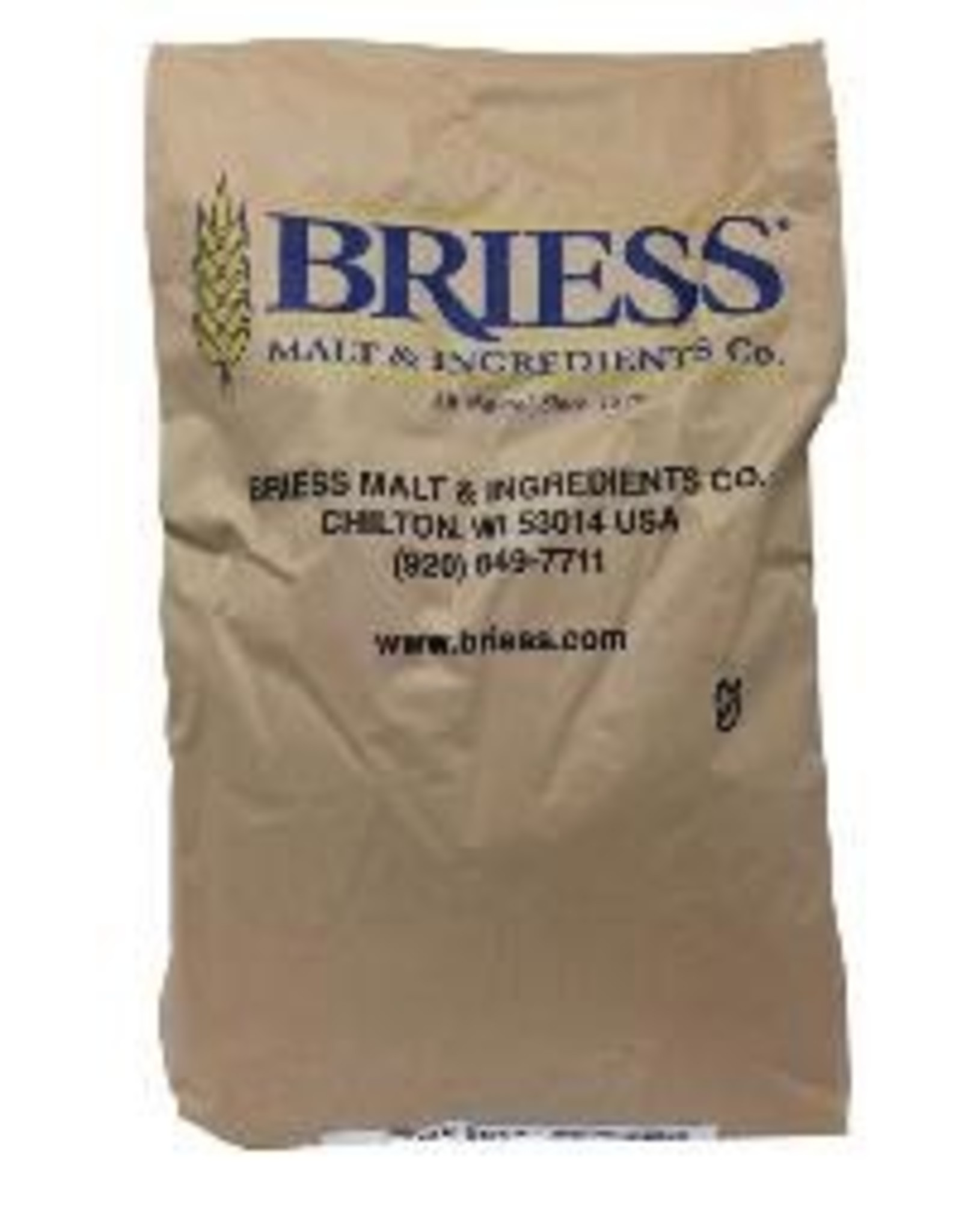 BRIESS FLAKED BARLEY 25 LB