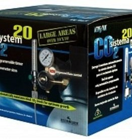 ACTIVE AIR Hydrofarm CO2 System (2-20 cubic feet per hour) with Timer