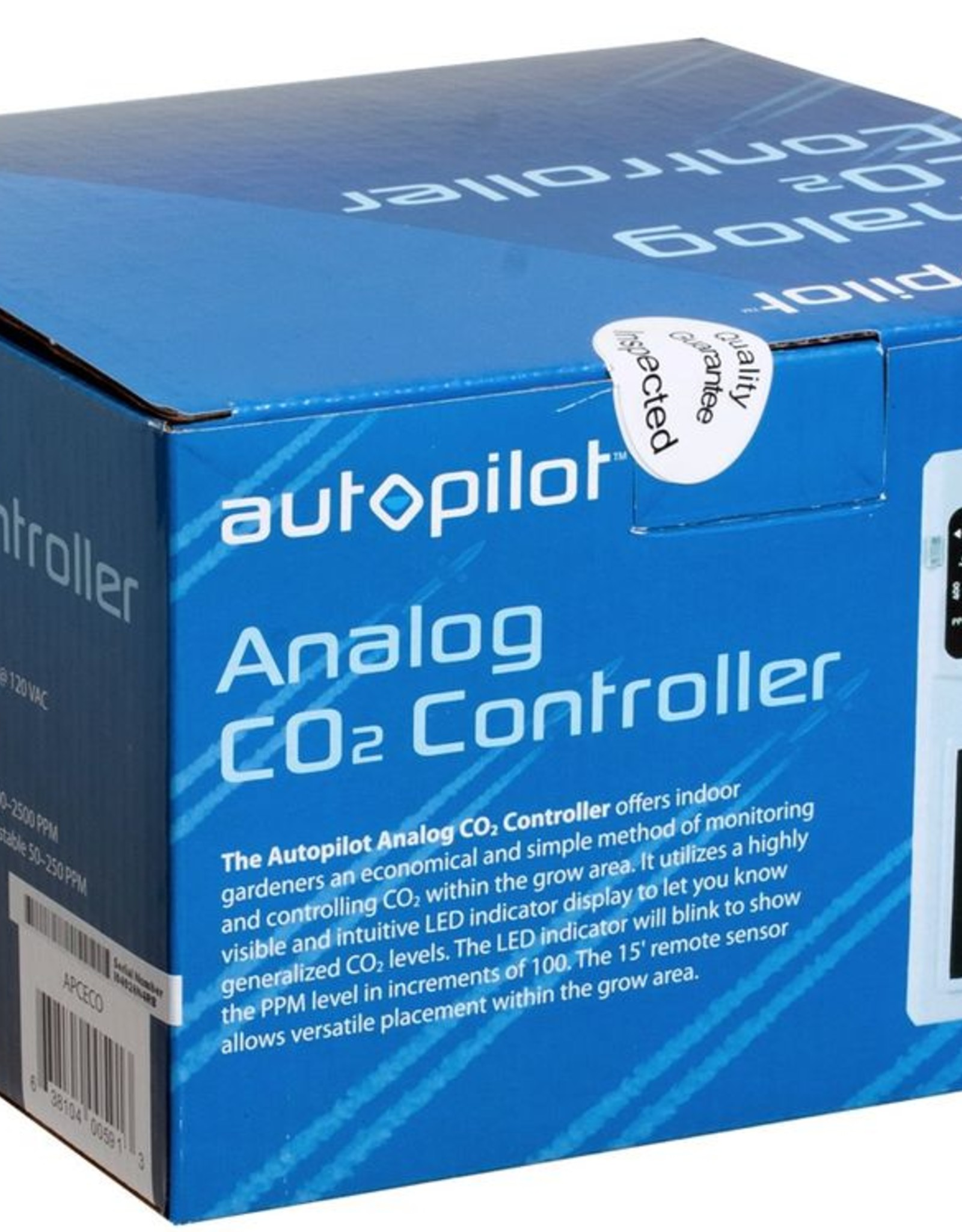 AUTOPILOT Autopilot Analog CO2 Controller