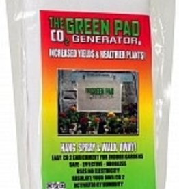 THE GREEN PAD GREEN PAD CO2 GENERATOR 5ea/PKG