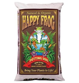 FOX FARM Happy Frog Potting Soil, 2 cubic feet (51.4 dry qts)