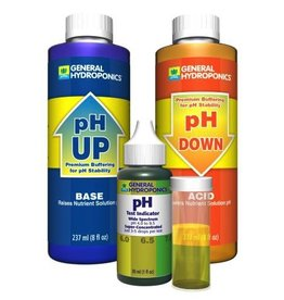 GENERAL HYDROPONICS pH Control Kit <br />